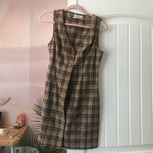Urban Outfitters Dresses - Plaid dress